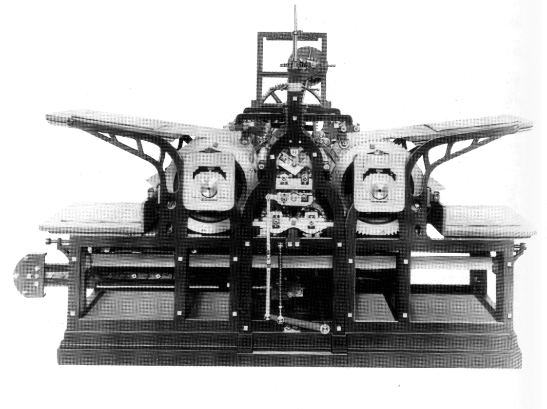 print and press machine